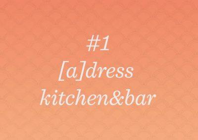 [a]dress kitchen & bar